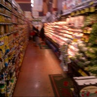 Photo taken at C-Town Supermarkets by Vicario Brensley P. on 10/27/2012