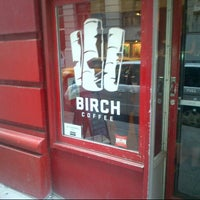 Photo taken at Birch Coffee by Vicario Brensley P. on 9/14/2012