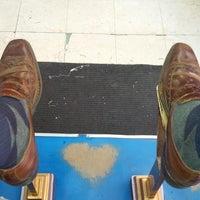 Photo taken at Luz's Shoe Repair by Vicario Brensley P. on 5/2/2013