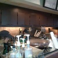 Photo taken at Starbucks by Vicario Brensley P. on 1/16/2013