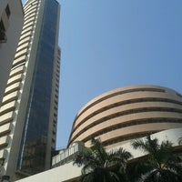 Photo taken at Bombay Stock Exchange (BSE) by Hemant S. on 1/8/2013