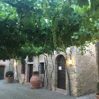 Photo taken at Borgo San Felice - Relais & Chateaux by Vanessa Freire on 6/24/2017