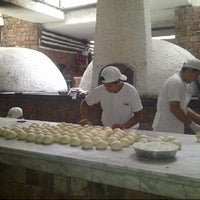 Photo taken at Antica Pizzería by Mario C. on 7/13/2013