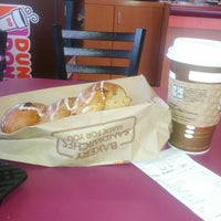 Photo taken at Dunkin' Donuts by Adam L. on 1/24/2013