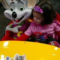 Photo taken at Chuck E. Cheese's by Adam L. on 11/26/2015
