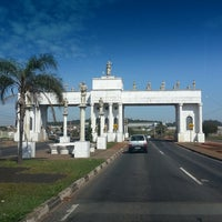 Photo taken at Portal De Paulinia by Silvanira F. on 7/13/2013