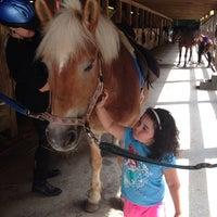 Photo taken at Rock Creek Horse Center by eddie b. on 8/2/2014