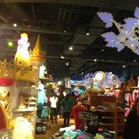 Photo taken at Disney Store by eddie b. on 2/10/2013