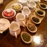 Photo taken at Radiance Tea House & Books by Corinne C. on 9/16/2012