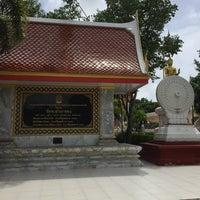 Photo taken at วัดเขาสำเภาทอง by Aunchana H. on 7/17/2015