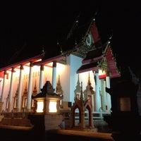 Photo taken at Wat Wachiralongkon Wararam Worawihan by Aunchana H. on 2/25/2013