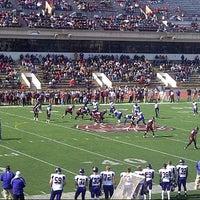 Photo taken at Plaster Sports Complex by Ellen C. on 10/27/2012