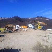 Photo taken at melen barajı kaya ocağı by ömer ş. on 2/13/2014