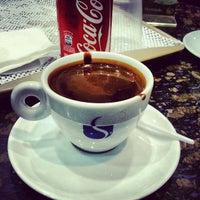 Photo taken at São Braz Coffee Shop by David F. on 2/3/2013
