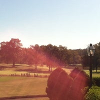 Photo taken at Charlotte Country Club by Rachel on 11/3/2014