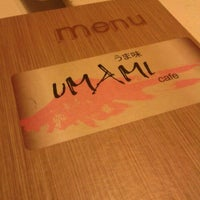 Photo taken at Umami Cafe by Michelle Cheah on 11/24/2012