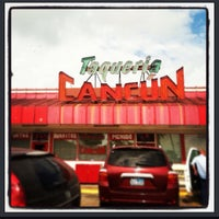 Photo taken at Taqueria Cancun by Christine L. on 5/25/2013