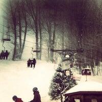 2/24/2013 tarihinde Patrice L.ziyaretçi tarafından Mont Sutton'de çekilen fotoğraf