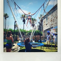 Photo taken at Spider Jump by Niké B. on 5/26/2013