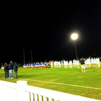 Photo taken at Bermuda National Sports Centre by Niké B. on 11/10/2012