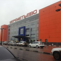 Снимок сделан в Международный аэропорт Шереметьево (SVO) пользователем Юлия Е. 11/25/2013