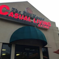 ... Photo Taken At The Fire House Casual Living Store By NC DWI B. On 1
