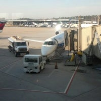 Photo taken at Concourse B - Richmond International Airport by Philip P. on 12/4/2012