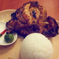 Photo taken at Mang Inasal by Jeffrey D. on 7/29/2015