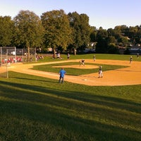 Photo taken at Briarcliff Park Baseball Fields by Tammy T. on 9/19/2013