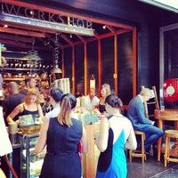 Photo taken at Workshop Espresso by Ryan B. on 2/19/2013