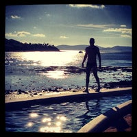 Photo taken at Hamilton Island by Ryan B. on 5/1/2013