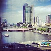Photo taken at Melbourne by Ryan B. on 11/27/2012