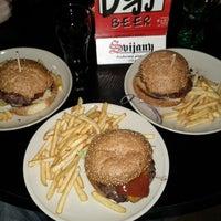 Photo taken at Yes Burger by Radovan B. on 2/22/2013