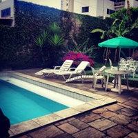 Photo taken at Hostel Boa Viagem by   M á h . on 11/29/2013