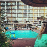 Photo taken at El Tropicano Hotel by Taylor B. on 6/3/2013