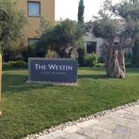 Photo taken at The Westin Resort, Costa Navarino by Liza K. on 6/21/2013