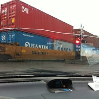 Photo taken at Fairview Train Crossing by Alex M. on 5/11/2013