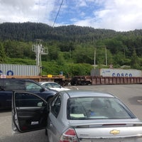 Photo taken at Fairview Train Crossing by Alex M. on 5/31/2013