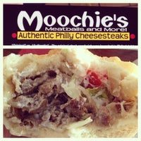 Photo taken at Moochie's Meatballs and More! by Jason L. on 12/5/2013