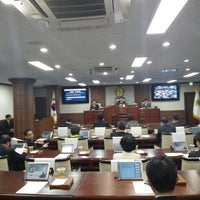 Photo taken at 순천시의회 by 이 종. on 4/8/2013