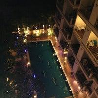 Photo taken at Rita Resort and Residence by Ринат Я. on 2/6/2013