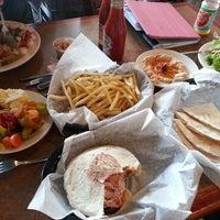 Photo taken at Zabak's Mediterranean Cuisine by Jenn on 9/17/2013