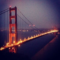 Photo taken at Golden Gate Bridge by Jonathan R. on 7/8/2013