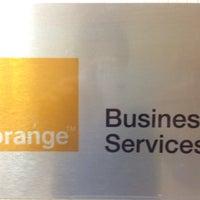 Photo taken at Orange business services by Garnik ♓ A. on 9/24/2015