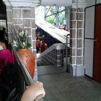 Photo taken at Penang Hill Railway Lower Station by azruL n. on 12/7/2012