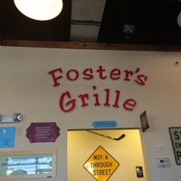 Photo taken at Foster's Grille by J B. on 4/10/2014