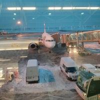 Photo taken at Terminal A by Rostyslav G. on 12/20/2012