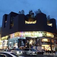 Photo taken at Tokyu Plaza Omotesando Harajuku by Masahiro N. on 12/29/2012