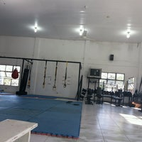 Photo taken at Fight Center Team by Guille L. on 9/8/2016