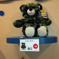 Photo taken at Build-A-Bear Workshop by Victoria C. on 2/23/2013